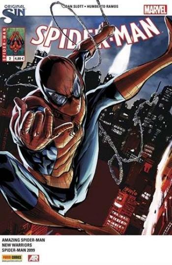 Couverture de l'album Spider-Man (V5) - 2. Esprit de vengeance