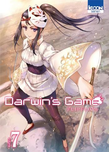 Couverture de l'album Darwin's Game - 7. Tome 7