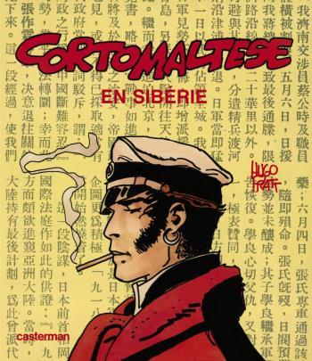 Couverture de l'album Corto Maltese (Édition collector en couleurs) - 3. Corto Maltese en Sibérie
