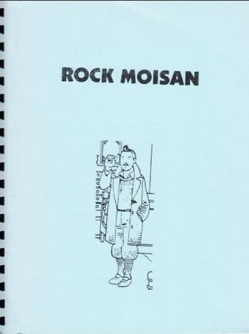 Couverture de l'album Tintin (Pastiches, parodies et pirates) - HS. Rock Moisan