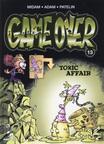 Couverture de l'album Game Over - 13. Toxic Affair
