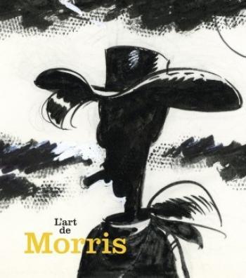 Couverture de l'album Morris - HS. L'Art de Morris