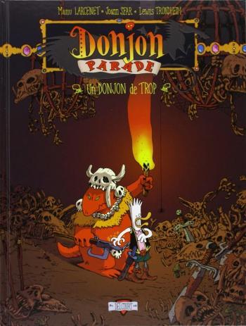 Couverture de l'album Donjon parade - 1. Un donjon de trop