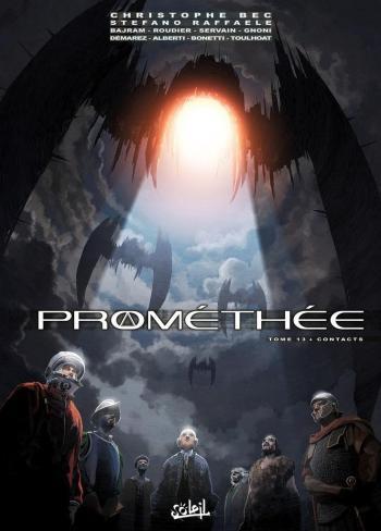Couverture de l'album Prométhée - 13. Contacts