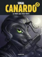 Une enquête de l'inspecteur Canardo 24. La Mort aux yeux verts