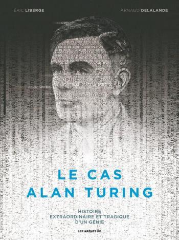 Couverture de l'album Le Cas Alan Turing (One-shot)