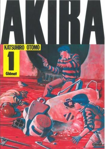 Couverture de l'album Akira (Noir et blanc) - 1. Tome 1