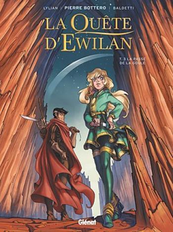 Couverture de l'album La Quête d'Ewilan - 3. La passe de la Goule