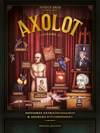 Couverture de l'album Axolot - 2. Volume 2