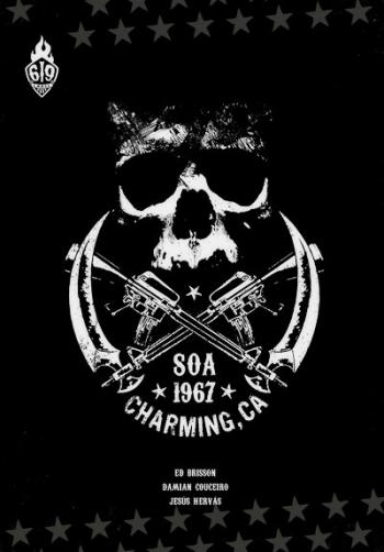 Couverture de l'album Sons of Anarchy - 2. Tome 2