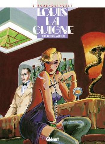 Couverture de l'album Louis la Guigne - 3. Un automne à Berlin
