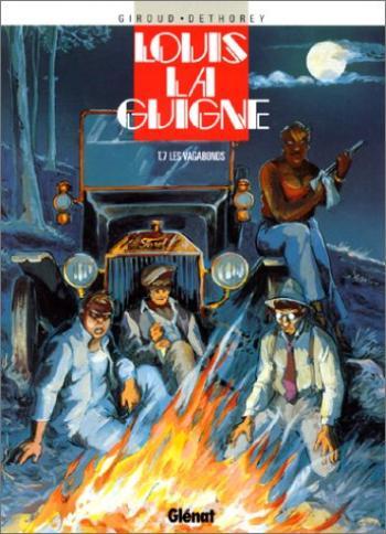 Couverture de l'album Louis la Guigne - 7. Les vagabonds