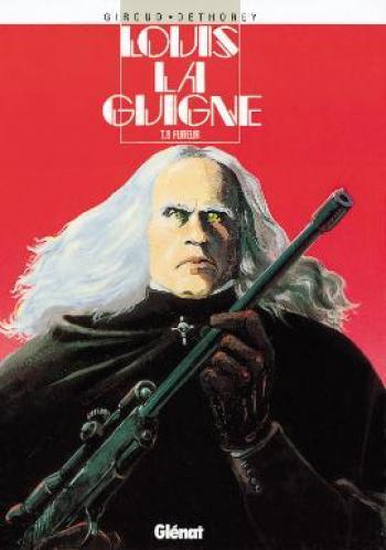 Couverture de l'album Louis la Guigne - 8. Fureur
