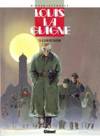 Couverture de l'album Louis la Guigne - 4. Le jour des faucons