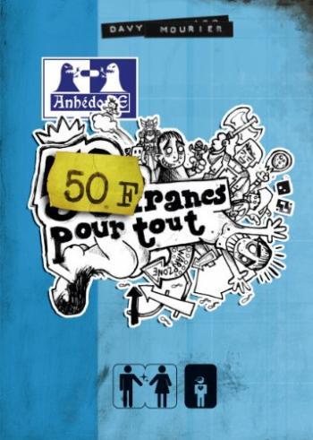 Couverture de l'album 50 francs pour tout (One-shot)