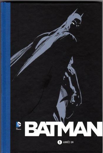 Couverture de l'album Batman (Le Soir) - 1. Année un