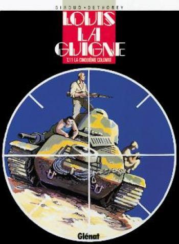 Couverture de l'album Louis la Guigne - 11. La cinquième colonne