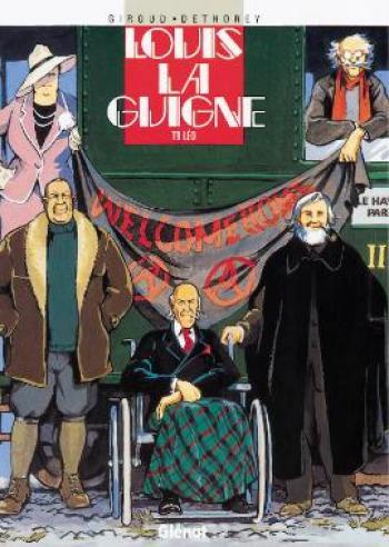 Couverture de l'album Louis la Guigne - 9. Léo