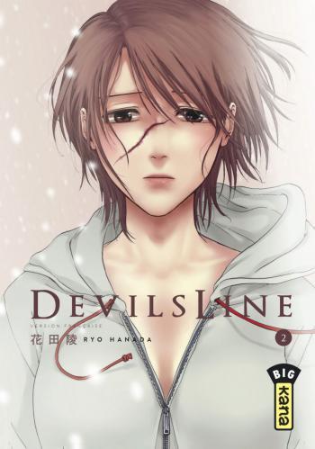Couverture de l'album Devils Line - 2. Tome 2