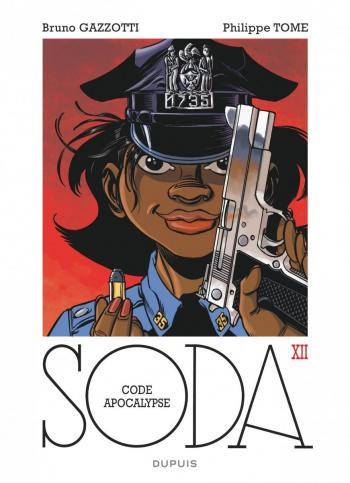 Couverture de l'album Soda - 12. Code Apocalypse