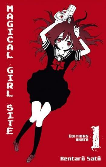 Couverture de l'album Magical Girl Site - 1. Tome 1