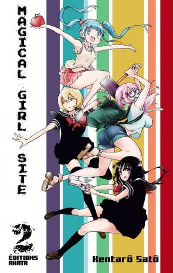 Couverture de l'album Magical Girl Site - 2. Tome 2
