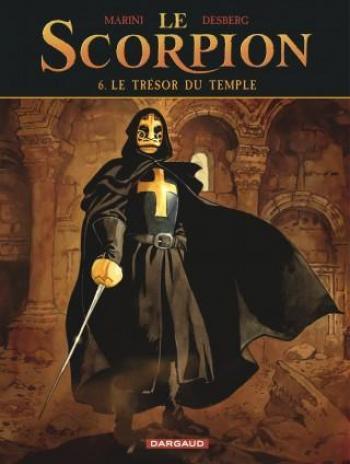 Couverture de l'album Le Scorpion - 6. Le Trésor du temple