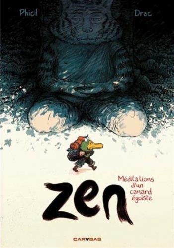 Couverture de l'album Zen - Méditations d'un canard égoïste (One-shot)
