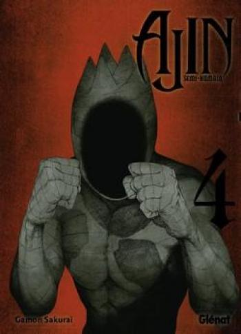 Couverture de l'album Ajin - Semi humain - 4. Tome 4