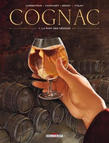 Couverture de l'album Cognac - 1. La Part des démons