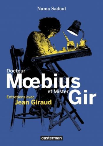Couverture de l'album Mister Mœbius et docteur Gir (One-shot)