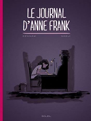Couverture de l'album Le Journal d'Anne Frank (One-shot)