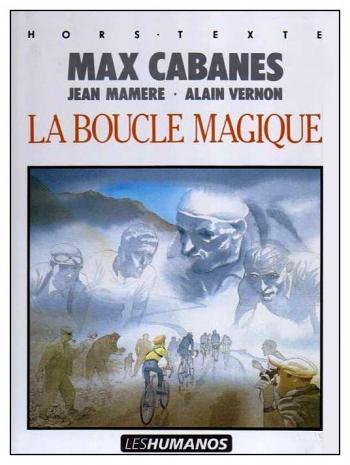 Couverture de l'album La Boucle magique (One-shot)
