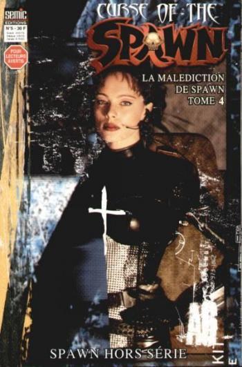 Couverture de l'album Curse of the Spawn - 4. La Malédiction de Spawn - Tome 4