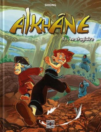 Couverture de l'album Alkhâne - 1. Le Stagiaire
