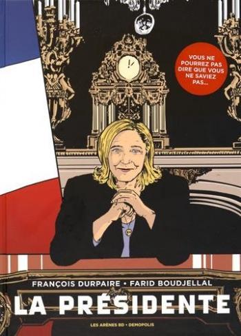 Couverture de l'album La Présidente - 1. La Présidente