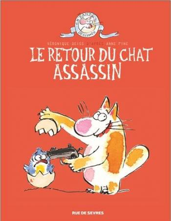 Couverture de l'album Un chat assassin - 2. Le Retour du chat assassin