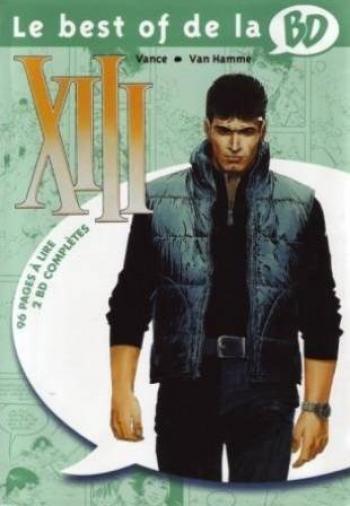 Couverture de l'album XIII - HS. Le Best of de la BD - 12