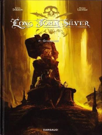 Couverture de l'album Long John Silver - 4. Guyanacapac