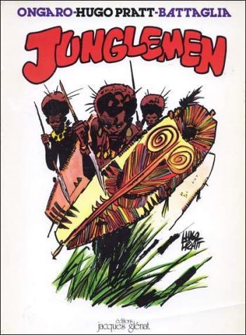 Couverture de l'album Junglemen (One-shot)