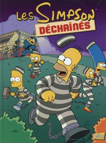 Couverture de l'album Les Simpson (Jungle) - 28. Déchainés