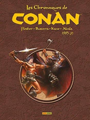 Couverture de l'album Les Chroniques de Conan - 15. 1983 (I)