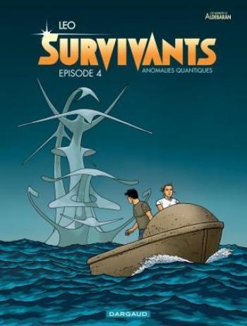Couverture de l'album Les Mondes d'Aldébaran IV - Survivants - 4. Épisode 4
