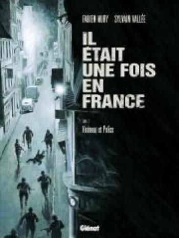 Couverture de l'album Il était une fois en France - 3. Honneur et Police
