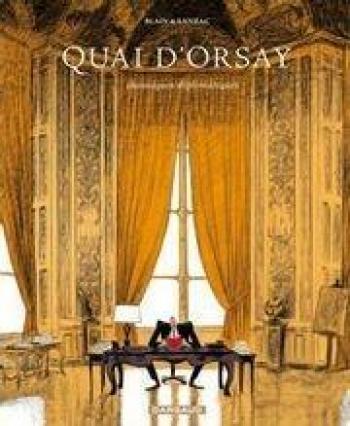 Couverture de l'album Quai d'Orsay - 1. Chroniques diplomatiques - Tome 1