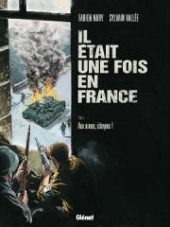 Couverture de l'album Il était une fois en France - 4. Aux armes, citoyens !