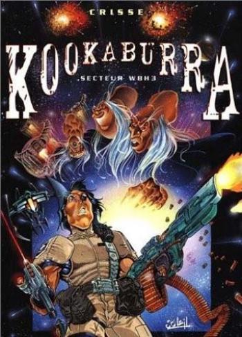 Couverture de l'album Kookaburra - 2. Secteur WBH3