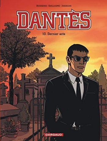 Couverture de l'album Dantès - 10. Dernier Acte