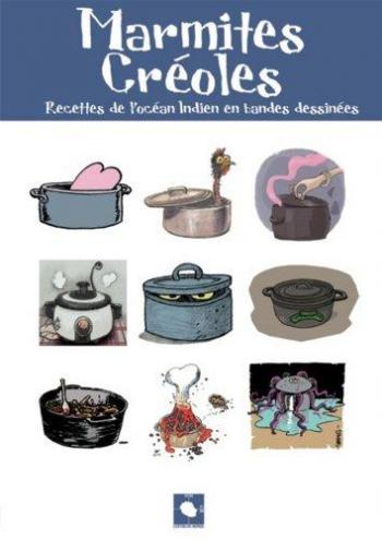 Couverture de l'album Marmites créoles (One-shot)