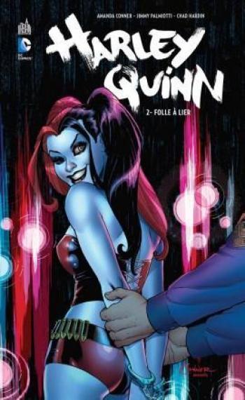 Couverture de l'album Harley Quinn - 2. Folle à lier